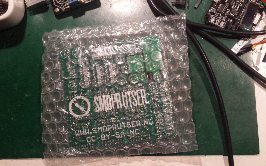 New PCBs have arrived