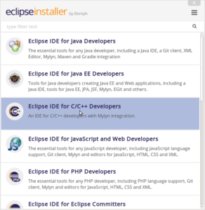 eclipseinstaller