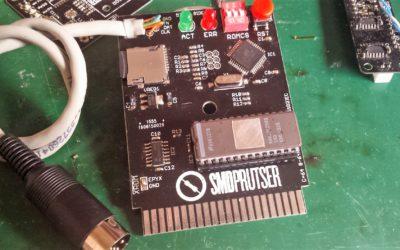 SX/C64 SDuIEC ROM Cartridge